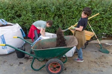 Jardinage collectif